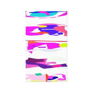 Procedure Stretched Canvas Prints