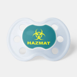 Proceed With Caution - Biohazard Pacifier
