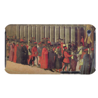 Procession in St. Mark's Square, detail of musicia iPod Touch Case-Mate Case