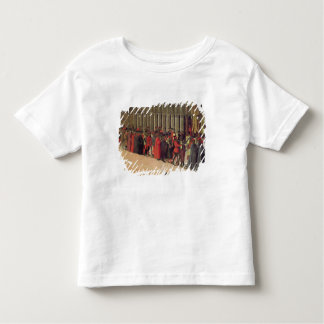 Procession in St. Mark's Square, detail of musicia Tee Shirts