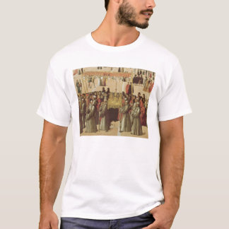 Procession in the St. Mark's Square, detail of the T-Shirt