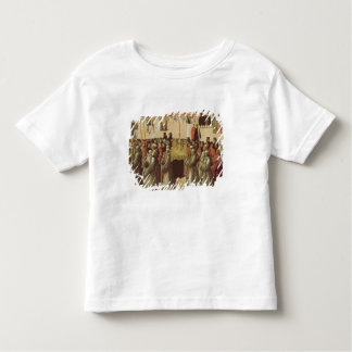 Procession in the St. Mark's Square, detail of the Toddler T-Shirt