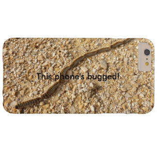 Processionary Caterpillars Bugged iPhone Case