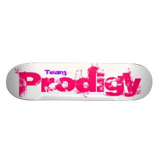 Prodigy, Team Skate Board