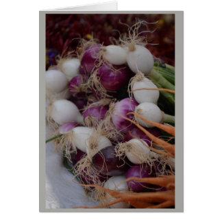 Produce Card