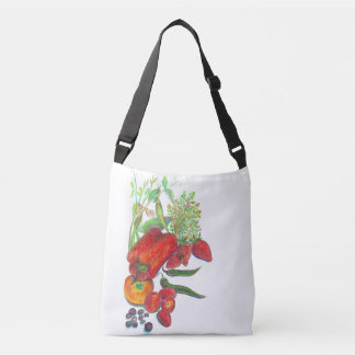 Produce Cross Body Tote