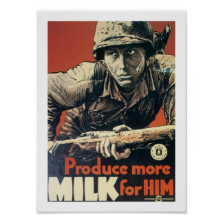 Produce More Milk for Him Poster