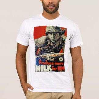 Produce More Milk for Him T-Shirt