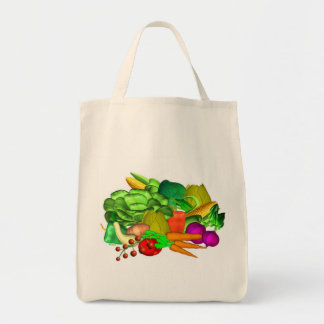 Produce shopping bag by Valxart