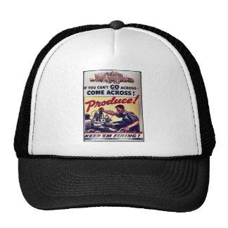 Produce Trucker Hat
