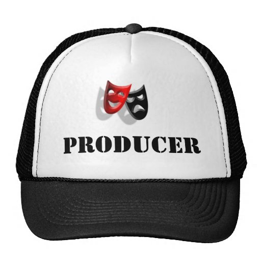 Producer and Masks Hat