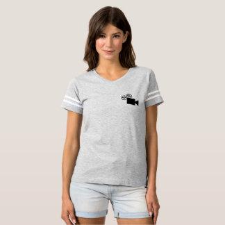 Producer camera football T.Shirt (women) T-Shirt
