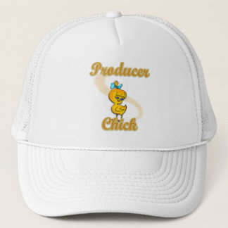 Producer Chick Trucker Hat