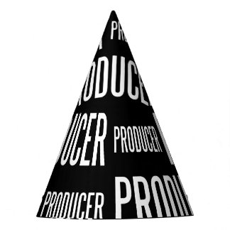 Producer party hat