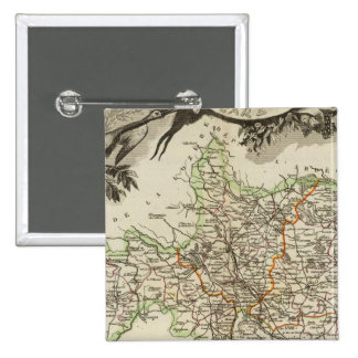 Product Landscapes 15 Cm Square Badge