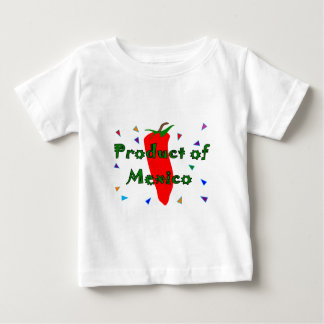 Product of Mexico, Red Chilli Pepper T-Shirts