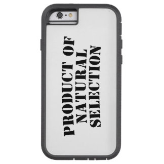 Product of Natural Selection iPhone 6 Case