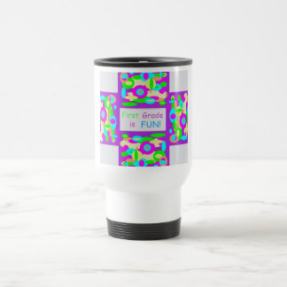 Products for first grade travel mug