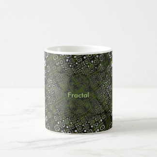 Products with Fractal Image Coffee Mugs
