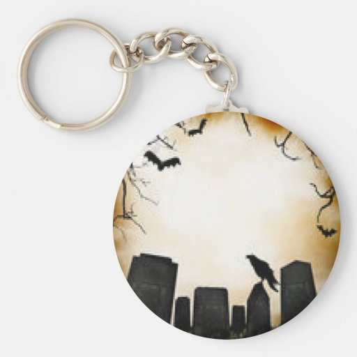Products with Horror Theme Key Chain