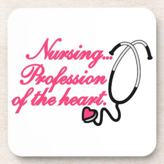 Profession of the Heart Coaster