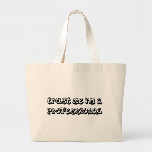 Professional Canvas Bag