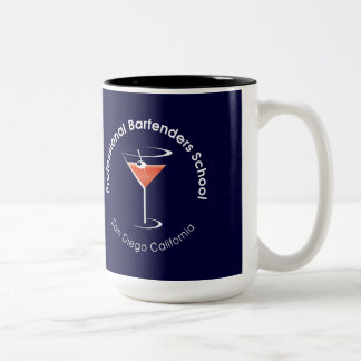Professional Bartender School Coffee Mug