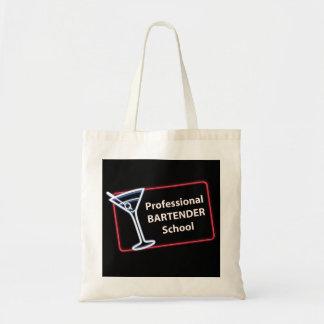 Professional Bartender School of Detroit Budget Tote Bag