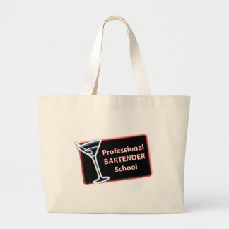 Professional Bartender School Tote Bag