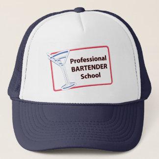 Professional Bartending School Michigan Cap