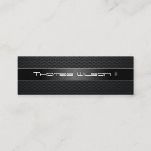 Luxury car business cards business card printing zazzle professional carbon fibre slim business cards reheart Gallery