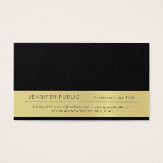Professional Classy Modern Creative Smart Plain Business Card