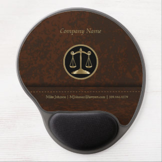 Professional Company Styled | Lawyers Gel Mouse Pad