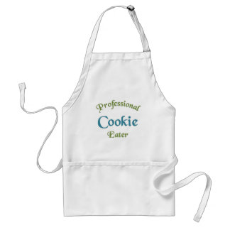 Professional Cookie Eater Standard Apron