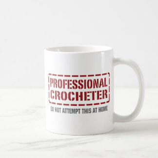 Professional Crocheter Mug