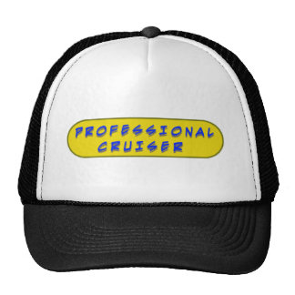 Professional Cruiser Trucker Hat