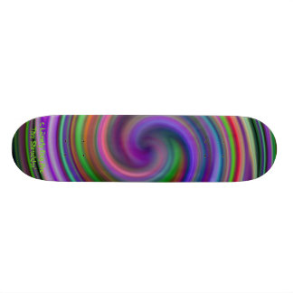 PROFESSIONAL CUSTOM SKATEBOARDS - THE SHREDDER