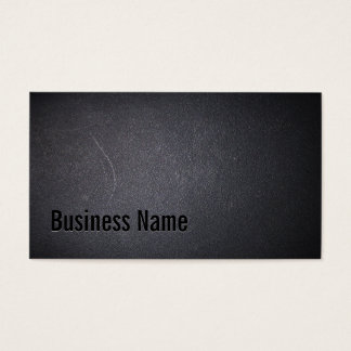 Professional Dark Automotive Business Card