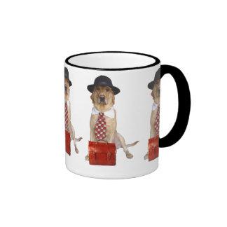 Professional Dog Ringer Mug
