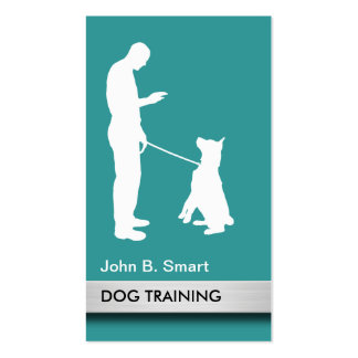 Professional Dog Trainer Pack Of Standard Business Cards