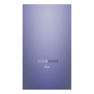 Professional Elegant Pack Of Standard Business Cards