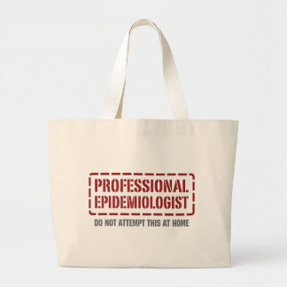Professional Epidemiologist Tote Bags