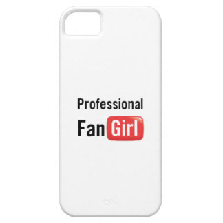 Professional Fangirl Iphone 5/5s Case
