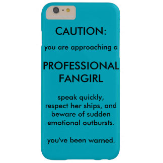Professional Fangirl Iphone Case