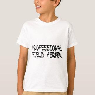 professional Field Herper T-Shirt