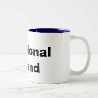 Professional Hatstand Two-Tone Mug