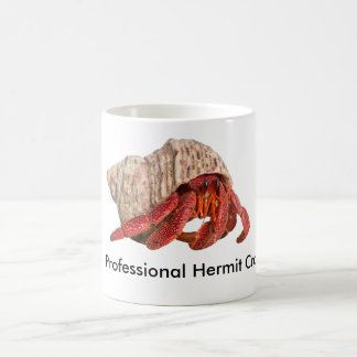 Professional Hermit Crab Coffe Tea Mug Cup