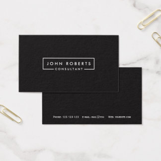Professional  Lines Business Card