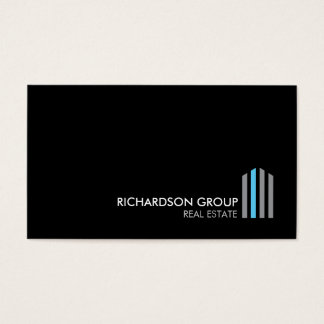 Professional Modern Real Estate Building Logo III