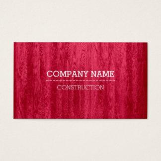 Professional Modern Red Wood Grain #3